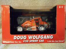 DOUG WOLFGANG #20 BOB TROSTLE WINGLESS SPRINT CAR 1/24 RACING CHAMPIONS 2004