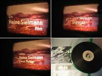 16 mm Film Heinz Sielmann.A.d.Spuren Darwins,Galapagos Darvinfinke-History Films
