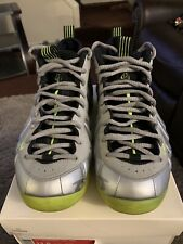 683f2090a67 Nike Foamposite Silver Athletic Shoes for Men for sale