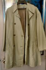 Calvin Klein vintage women's overcoat-made in USA