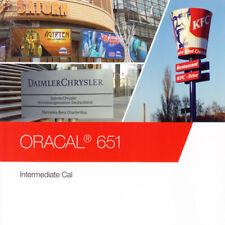 ORACAL 651 - 63cm x 5 oder 10 Meter (4,85 €/m²) Plotterfolie, Möbelfolie