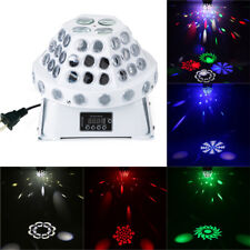 Sound Active LED Stage Dance Light Lighting DMX Laser Beam Xmas Disco DJ Party
