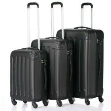 3x Travel Spinner Luggage Set Bag ABS Trolley Carry On Suitcase w/TSA US