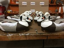 Autumn Wings Series 72 Burlap Old Squaw Decoys (sample 6 pack)