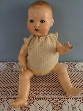 """Poupée ancienne: Charmant bébé allemand type """"Dream Baby""""  45 cm."""