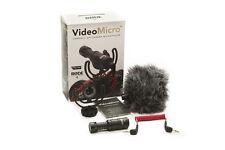 Rode VideoMicro - Richtmikrofon Kameramontage