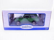63673 KK Scale MCG18111 Lada Niva grün Modellauto 1:18 NEU OVP