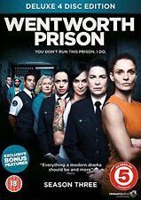 Wentworth Prison - Season 3 [DVD]