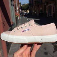 Scarpe Superga 2750 colore rosa Pink classic tela unisex