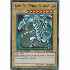 Blue-Eyes White Dragon - LC01-EN004 - Ultra Rare Card Limited Ed - Yu-Gi-Oh! TCG