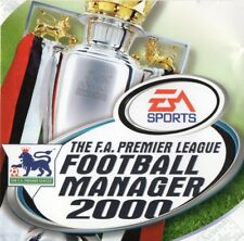 F.A Premier League Football Manager 2000 - PC Brand New