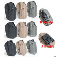 FMA Belt KYDEX Holster for 1911 G17 92