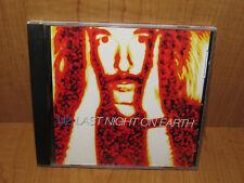 U2 : LAST NIGHT ON EARTH-CD