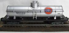 1952-1957 AF 925 GULF Tank Car Die-Cast Frame AMERICAN FLYER S-gauge AFL.