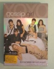 GOSSIP GIRL the complete second 2 two season  DVD NEW  corner dings