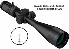 Meopta MeoPro Zielfernrohr Optika5 4-20x50 Red Dot ZPLUS 1032583A