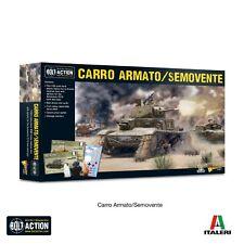 Carro Armato, Semovente, Italian Army, Bolt Action, Warlord Games, Tank,