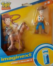 Imaginext Toy Story - Woody and Bullseye *BRAND NEW*