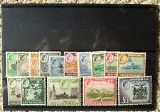 Rhodesia & Nyasaland ~ 1959 ~ SG: 18/31 ~ UM/M