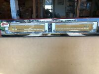 Atlas Ho Scale Articulated Auto Carrier TTX Trailer Train # 880185 New