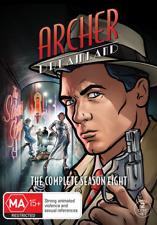 Archer - Season 8 : NEW DVD