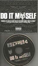 G Unit YOUNG BUCK Do It Myself INSTRUMENTAL & CLEAN & ACAPELA PROMO DJ CD Single