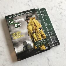 Breaking Bad The Complete Third Season 2011 DVD 4-Disc Set