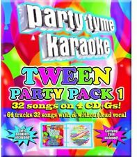 Various Artists - Party Tyme Karaoke: Tween Party Pack / Various [New CD]