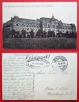 AK BERLIN Zehlendorf 1915 Vereinslazarett vom Roten Kreuz Am Urban    ( 20223