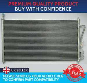 CONDENSER AIR CON RADIATOR TO FIT FORD FOCUS MK1 1998 TO 2004