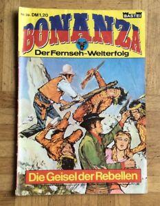 Bonanza Nr.39 Zst.2- mit Poster