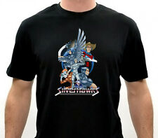 SILVER HAWK Classic 80s Cartoon Hero T-Shirt Size: XS-S-M-L-XL-XXL