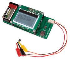 Velleman K8115 Kit,Component Tester,Trans,Res,Cap,Diod e,Coils,Intermediate