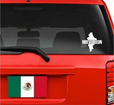 Car Decals. Wall Decal. Laptop Decal... Mapa Nuevo León, Mexico. Map