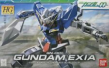 Gundam 00 1/144 HG #01 GN-001 Gundam Exia Model Kit Bandai