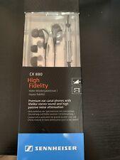 Sennheiser CX 880 Noise-Isolating Earbuds  - Open Box