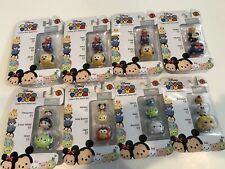 Lot Of 8 Tsum tsum Series 3 Stackables Disney Characters