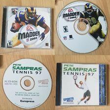 Madden NFL 2003 in Jewel Case - 03 EA Sports Football PC Spiel Sampras