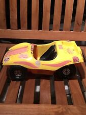 Vintage 1972 Barbie Goin' Camping Breezy Buggy Car Beach Dune Buggy Made In Usa
