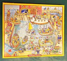 Vintage Waddingtons 48 Piece Child's Jigsaw, Special Surprise Shapes.