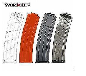 Worker 22 Darts Magazine Quick Reload Clip for Nerf N-strike Elite
