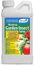 Monterey LG6150 Garden Insect Spray, Insecticide & Pesticide with Spinosad Conce