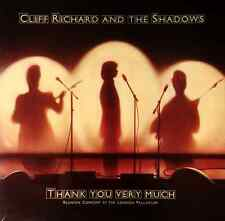 CLIFF RICHARD AND THE SHADOWS - Thank You Very Much (LP) (G+/VG-)