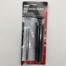 Franklin, Ball Maintenance Kit: Pump, Needles, Flexible Hose, Pressure Gauge New