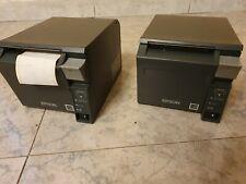 EPSON TM-T70II STAMPANTE TERMICA POS USB RS232