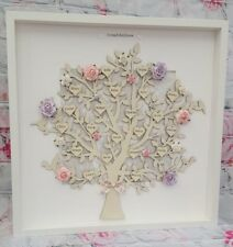 Personalised Family Tree Gift For Mothers Day Grandma Anniversary