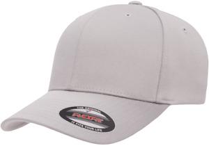 New Flexfit® Wooly Combed BallCap Curved Visor 6 Panels 6277 Baseball Cap Hat