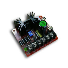 Enforcer Power Supply 6-12-24V DC 2A with Battery Charger