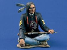 Verlinden 120mm (1/16) Indian Army Scout with Rifle Sitting w/Legs Crossed 935