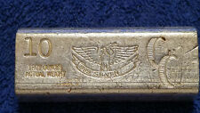 10 Troy Oz .999 Fine Silver Bar, Foster Eagle, Continental Coin & Jewelry, CC